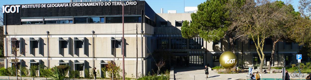 O IGOT integra a maior universidade de Portugal e uma das maiores da Europa